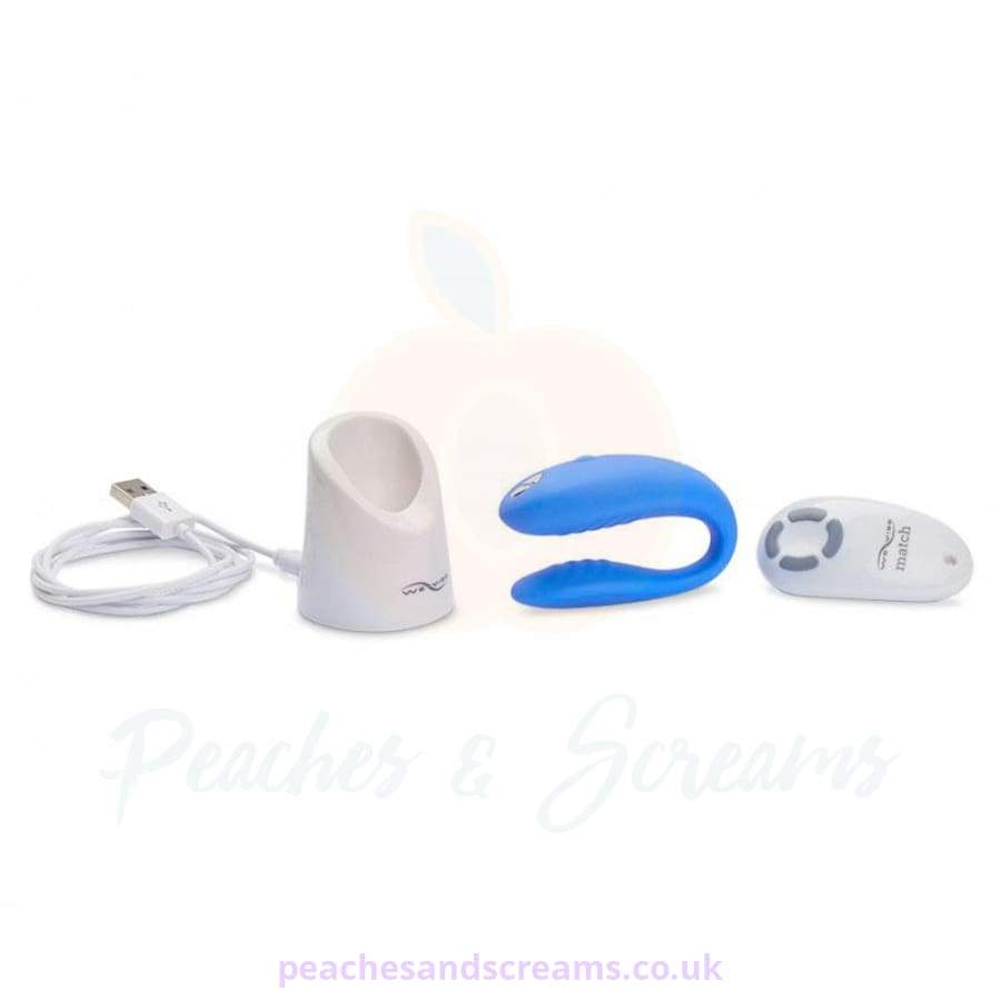 10-Mode Wireless Couples Vibrator with G-Spot, Clit and Dick Stim