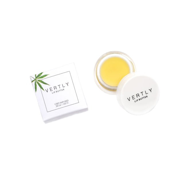 Vertly Hemp Infused Lip Balm 2