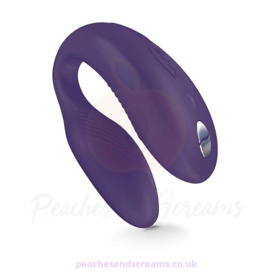 WeVibe Sync Purple Waterproof Clitoral and G-Spot Vibrator