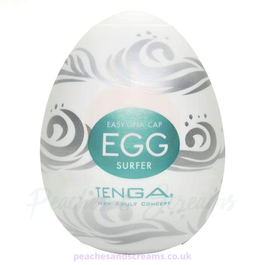 Tenga Stretchy Disposable Surfer Egg Male Masturbator