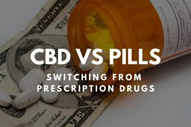 CBD Vs Pills – Prescription Drugs