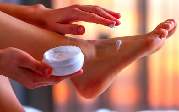 5 Things to Know About CBD Foot Renewal Cream
