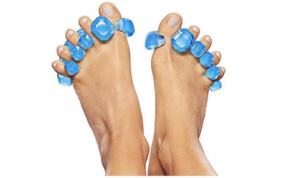 Gel Toe Separator and Stretcher by Yoga Toes