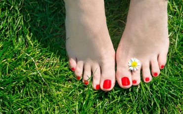 Here's Why Cannabis Oil Could Make Your Toenail Fungus Disappear