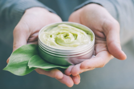 How Cannabis Body Moisturizers Work for Dry Skin
