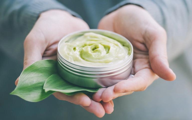 How Cannabis Body Moisturizers Work for Dry Skin