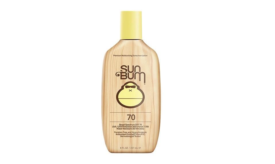 Moisturizing Sunscreen Lotion by Sun Bum.