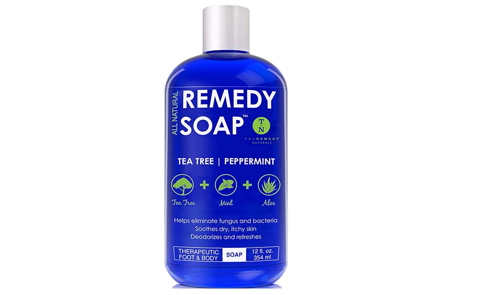 Antifungal Soap by Remedy Wash